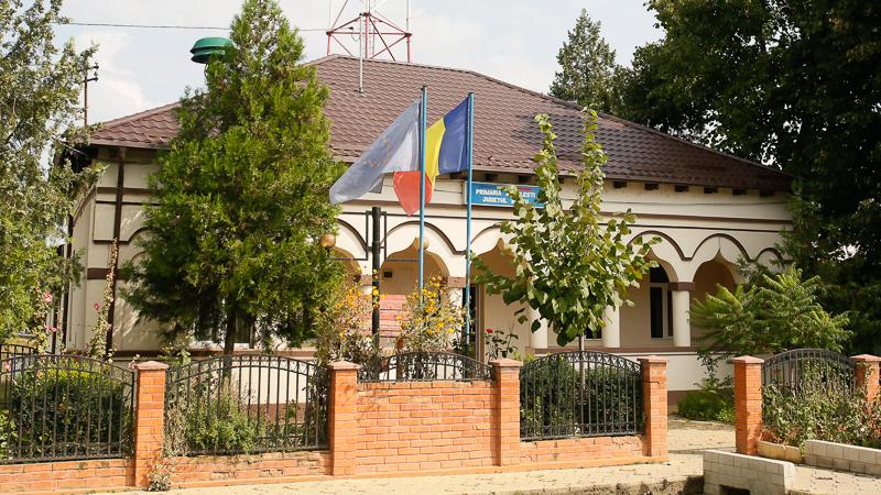 Primaria comunei Mihailesti